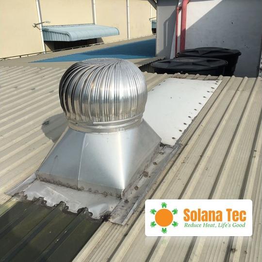 Turbine Ventilator Solana Tec